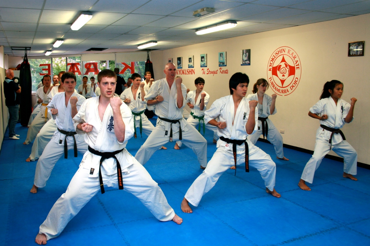 Black Belt Grading – March 26, 2011