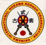 Logo for the International Hokama Kobudo Organisation