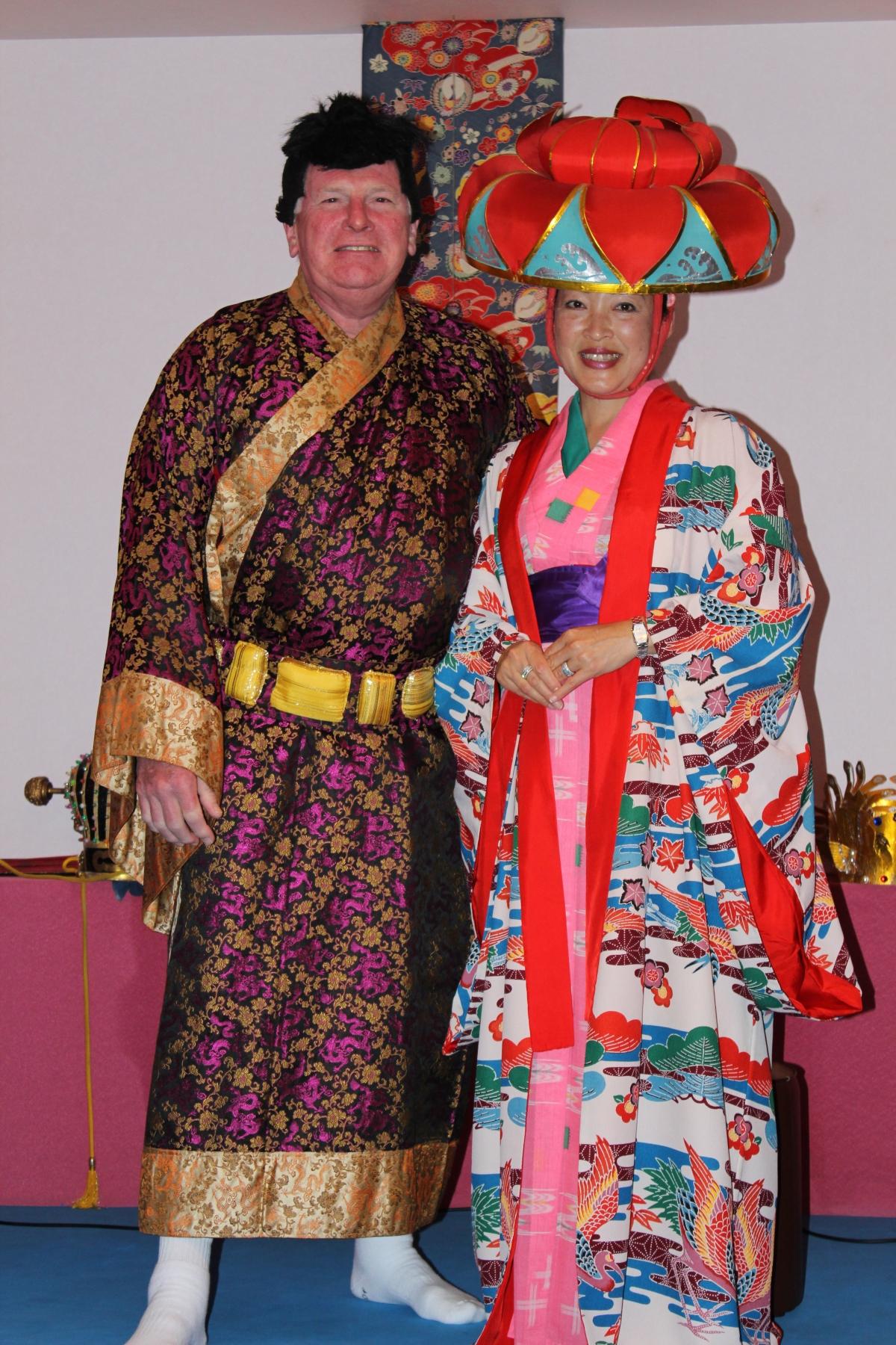 Okinawa Visit – November 18-25,2012