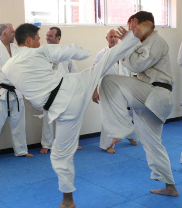 Training With KIMAA Video – January 6,2013