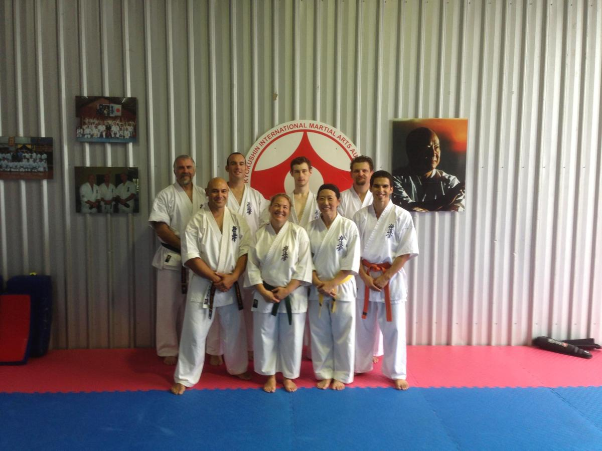 Special North Coast Class – March 2, 2013