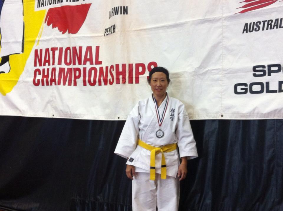 National All Styles Round 2 – May 19,2013