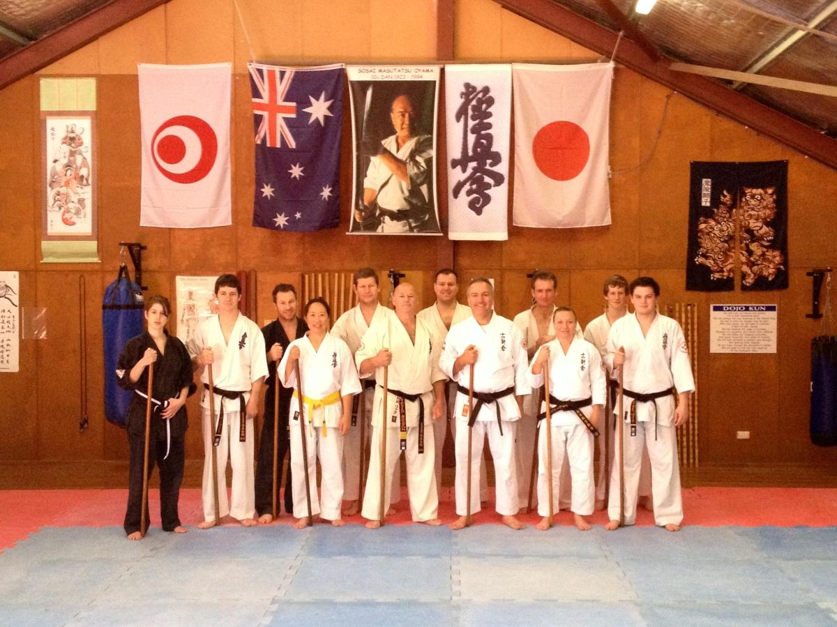 Second Knife Seminar – June 16,2013