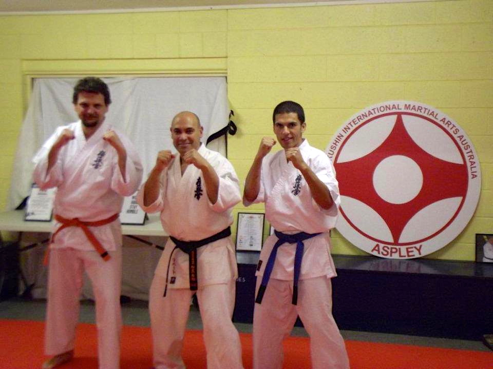 Aspley Dojo's New Home – July 2, 2013