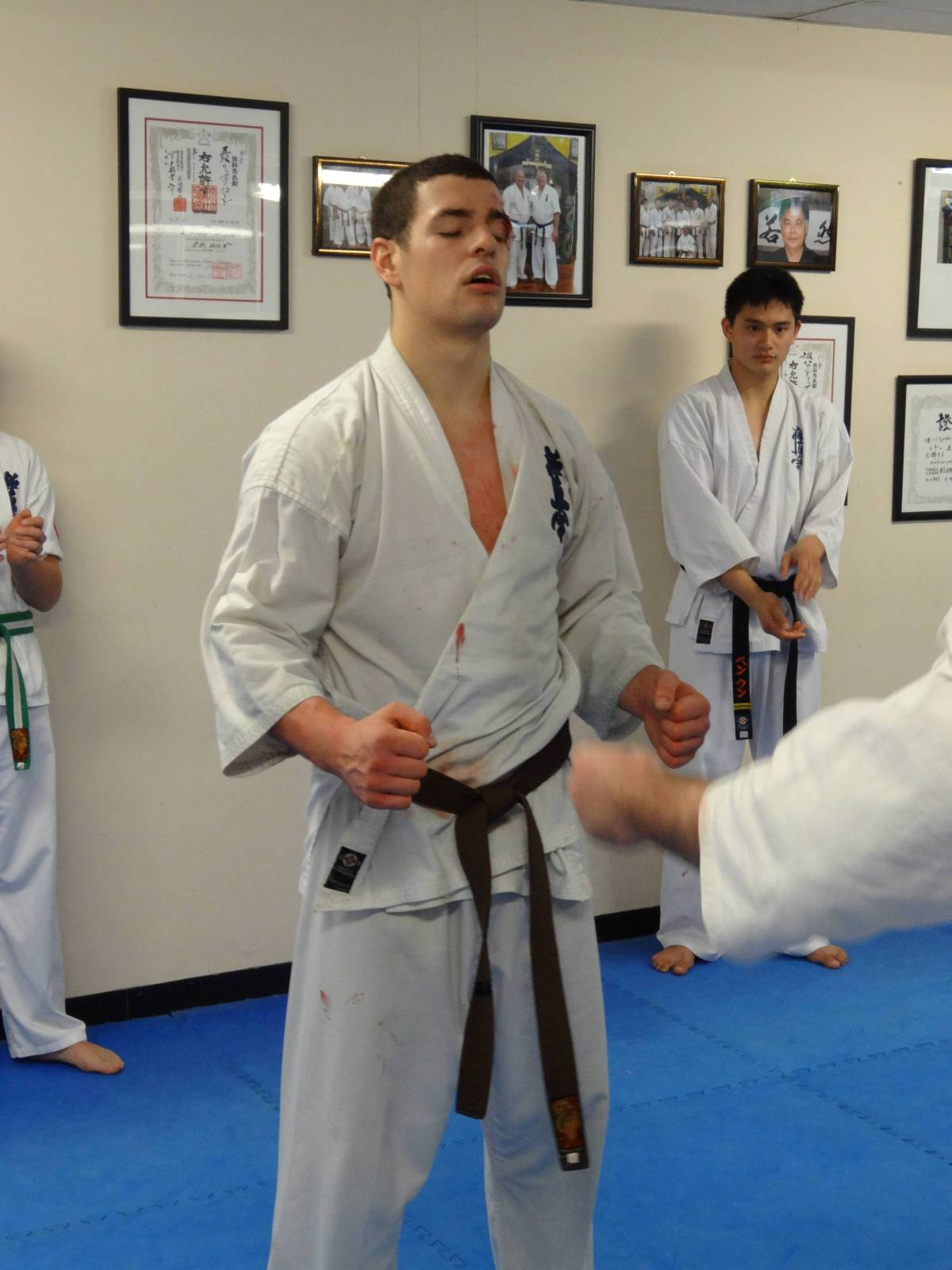Black Belt Grading – July 27, 2013