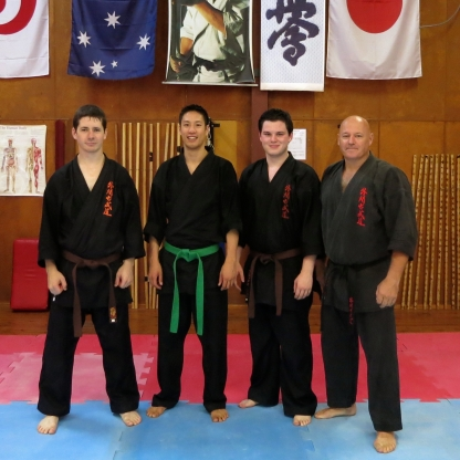 New grades with Shihan Cunningham