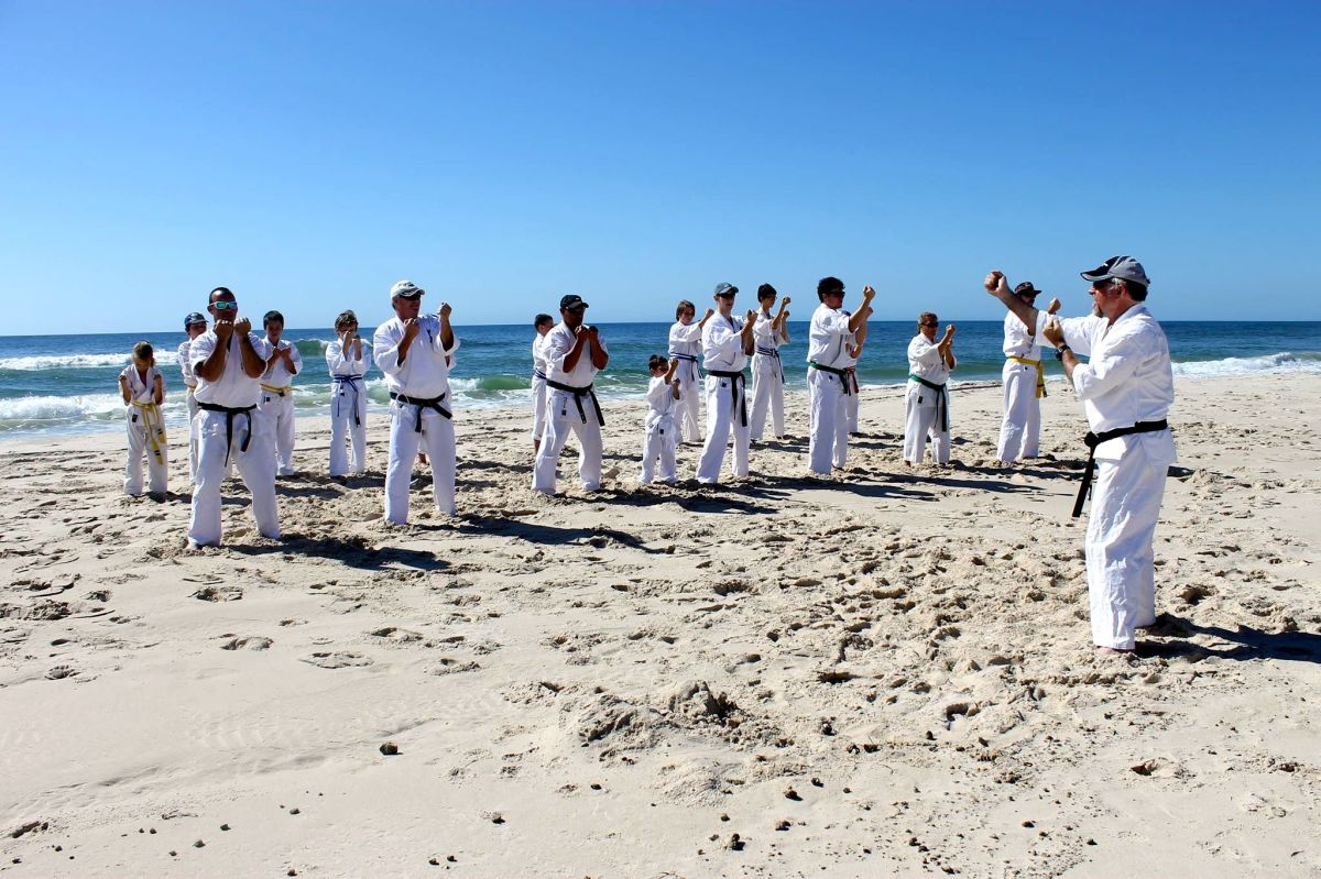 Beach Training – December 21,2013