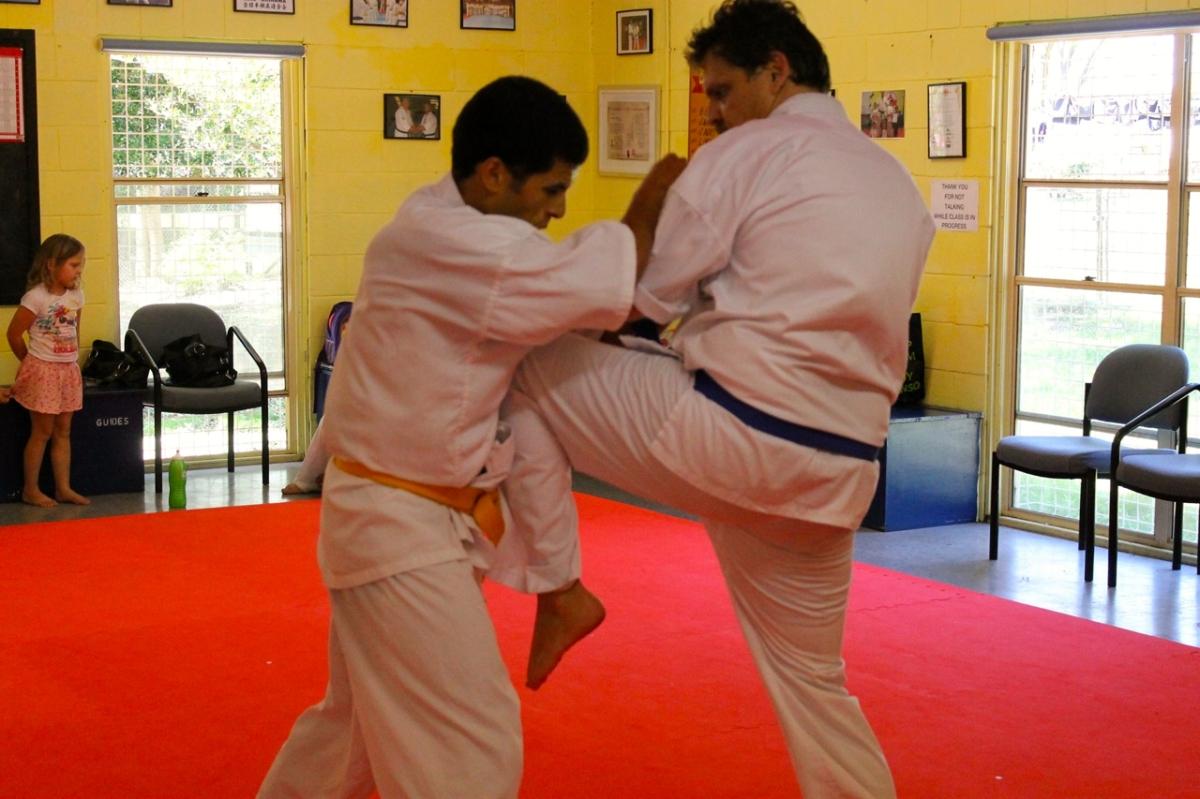Aspley Dojo Karate Gradings – December 7,2013