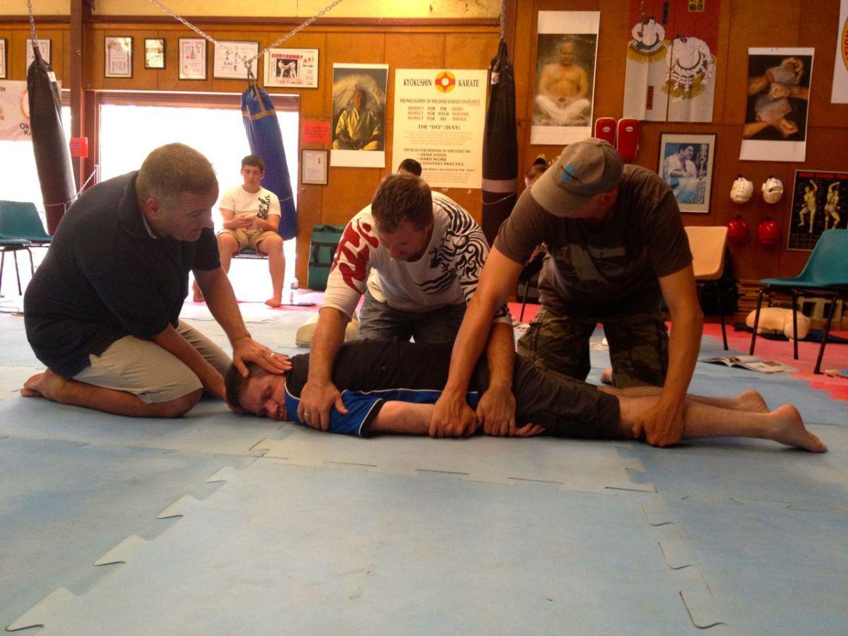 Senior First Aid Course – February 1,2014