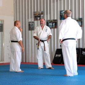 Yudansha Training 2014 1