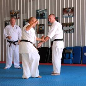 Yudansha Training 2014 2
