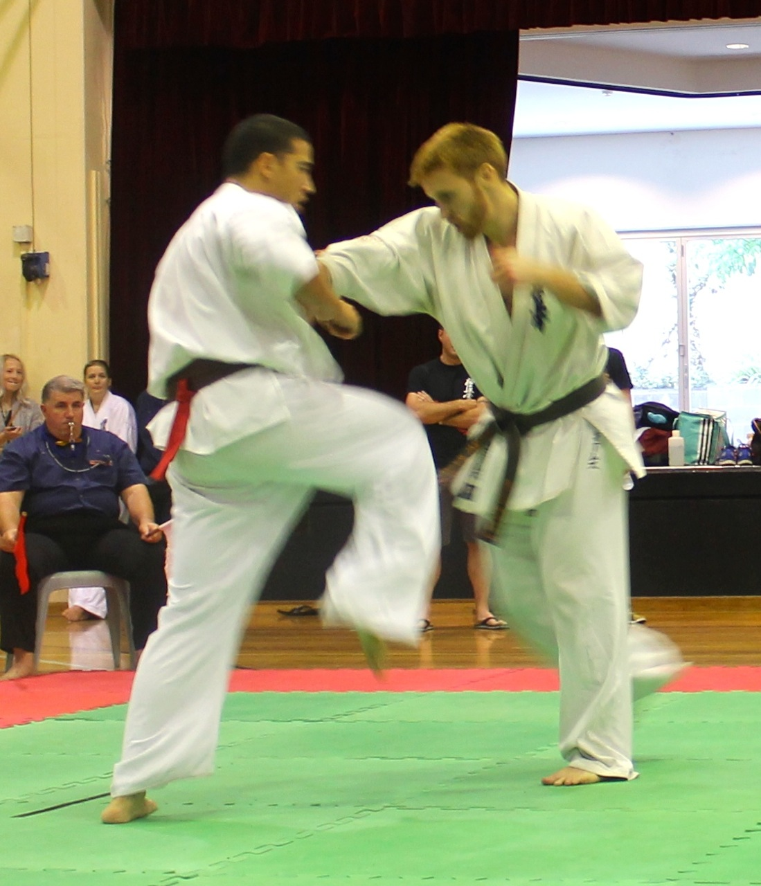 QLD Kyokushin State Titles – May 10, 2014