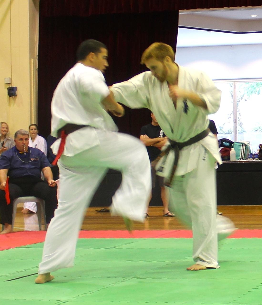 QLD Kyokushin State Titles – May 10,2014