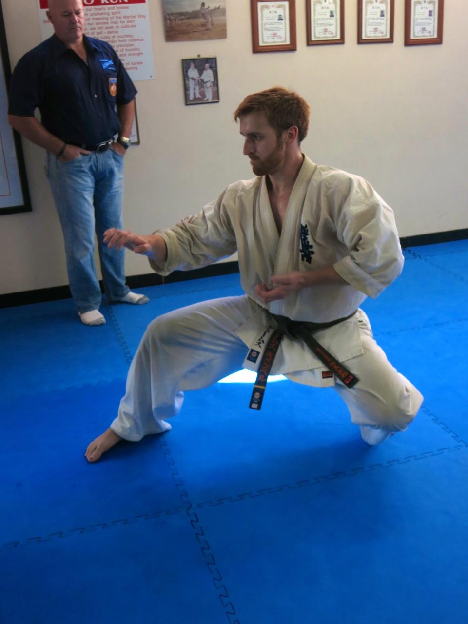 Black Belt Grading – June 7,2014