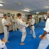 2nd Dan Grading, June 2014