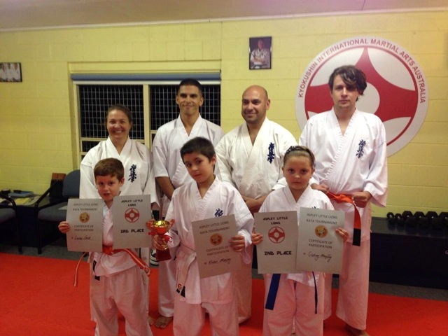 Aspley Little Lions Open Kata Tournament – July 22, 2014