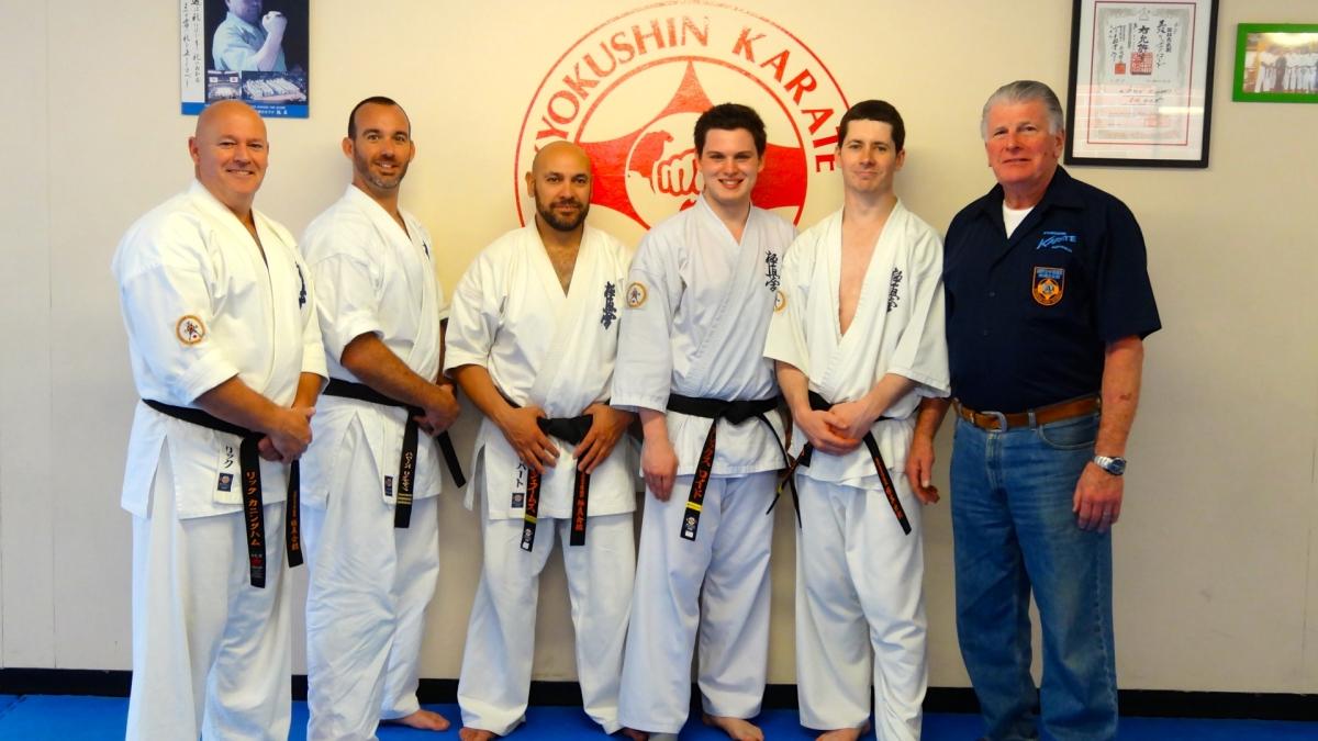Black Belt Grading – September 13,2014