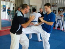 Blue September fundraiser at Lismore Dojo
