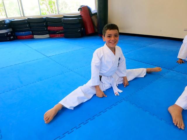 Knox Karate Grading – November 8,2014