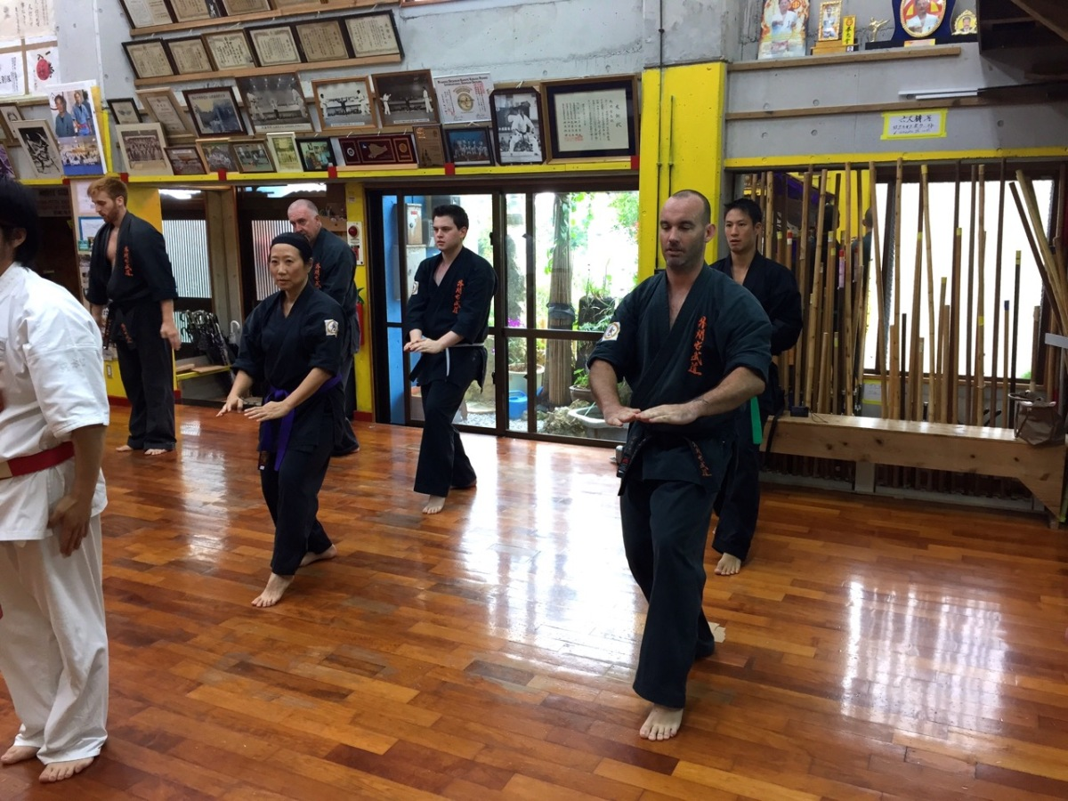 Japan Tour Pt 1: Sensei Hokama – March 11-14, 2015
