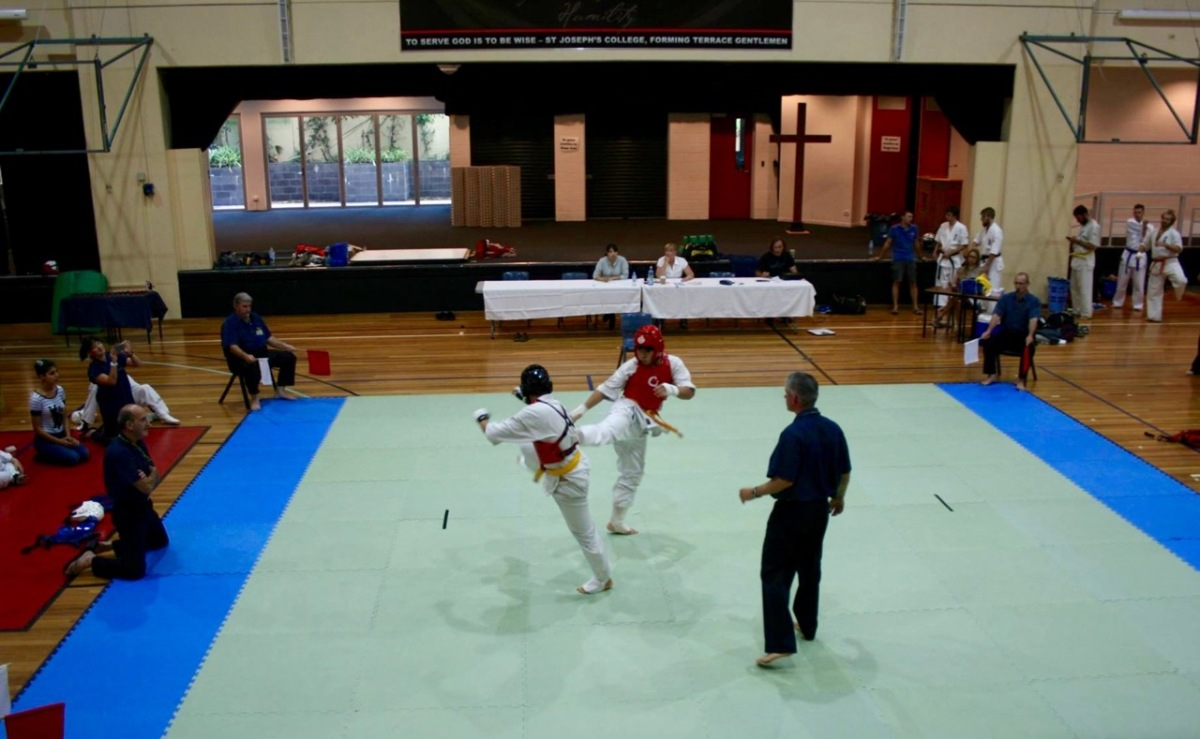 Queensland IKO State Titles – April 11, 2015