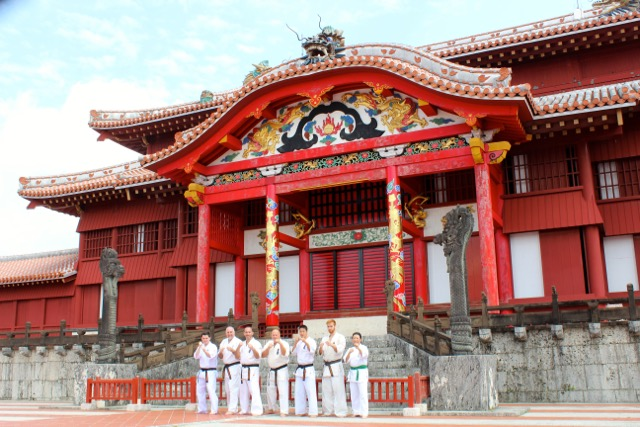 Japan Tour Pt 3: Kobudo Grading and Sightseeing – March 16-26, 2015