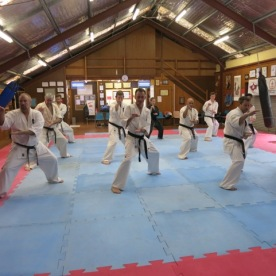 Yudansha Training Weekend