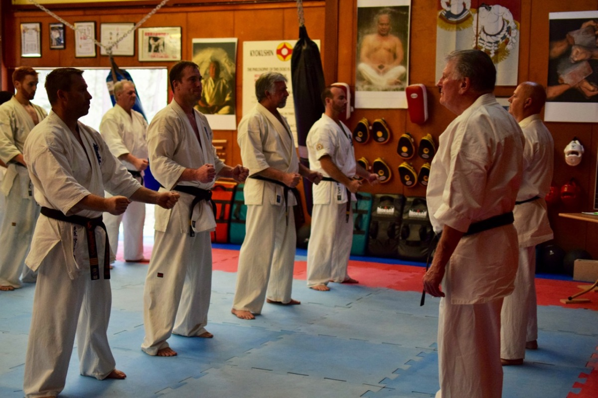 KIMAA Seminar & Grading – October 30-November 1, 2015