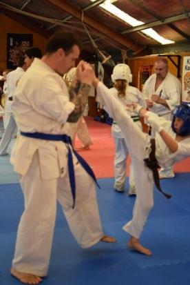2015-Seminar-Kumite- - 9