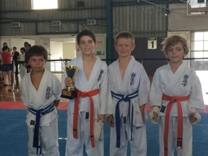 KIMAA's Little Lion champions!