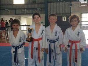 KIMAA's Little Lion champions!