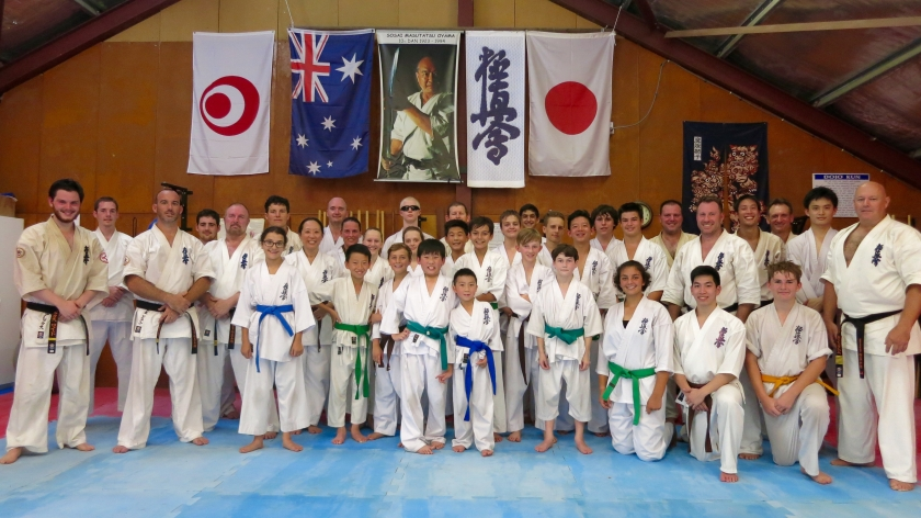 The March 2016 KIMAA Sydney Seminar