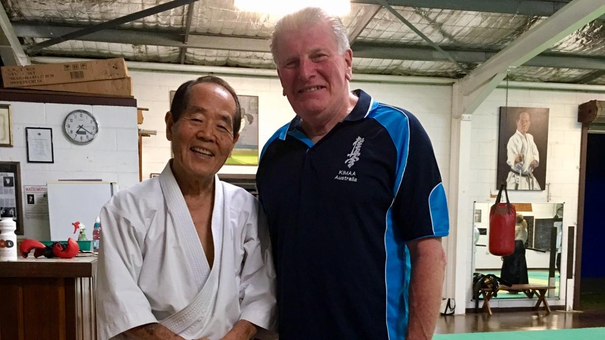 Sensei Matsumoto Visit – September 9-11,2016