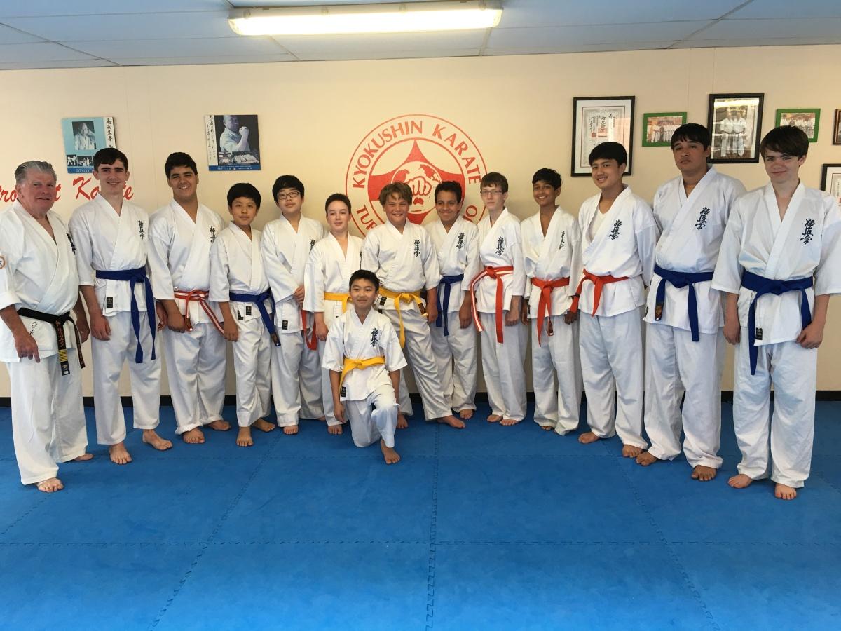 Knox Karate – November 12,2016