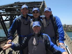 KIMAA Bridge Climbers