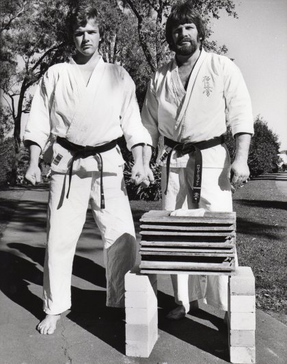 Stephen Penny & Shihan Howard