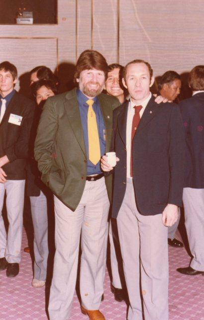 Shihan Howard Lipman and Shihan Howard Collins