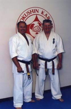 Shihan Rick & Hanshi Howard, 2004
