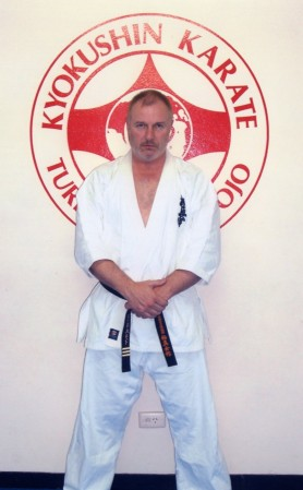 Sensei Paul Finnerty