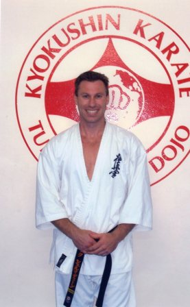 Sensei Mark Shelmerdine