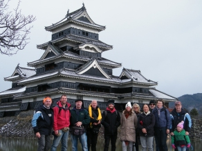 KIMAA at Matsumoto Castle