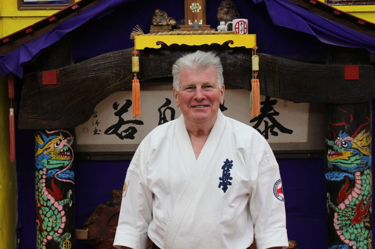 Hanshi Howard Lipman – 50 Years of Martial Arts