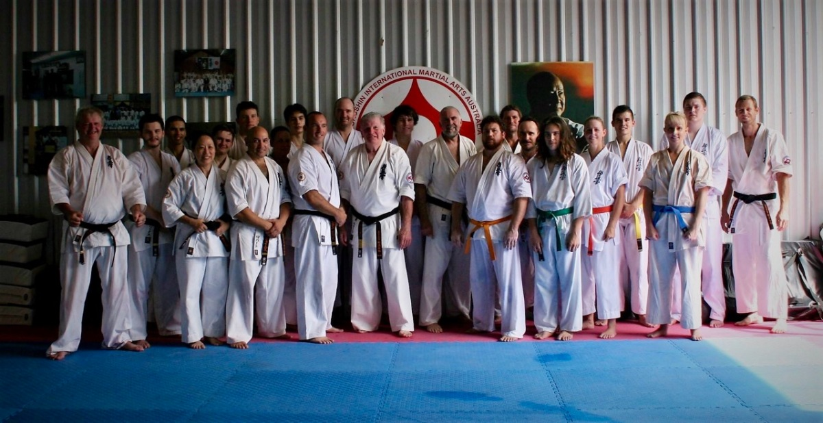 Shihan Howard Lipman North Coast Seminar – March 18-19, 2017