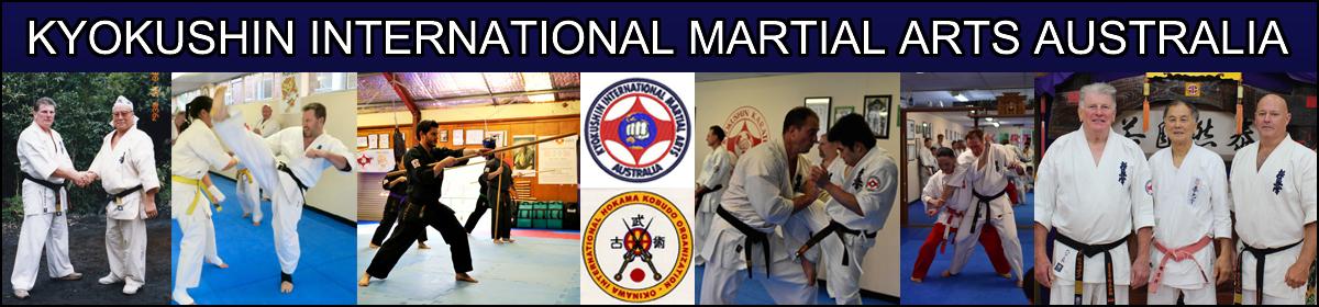 Kyokushin International Martial Arts Australia