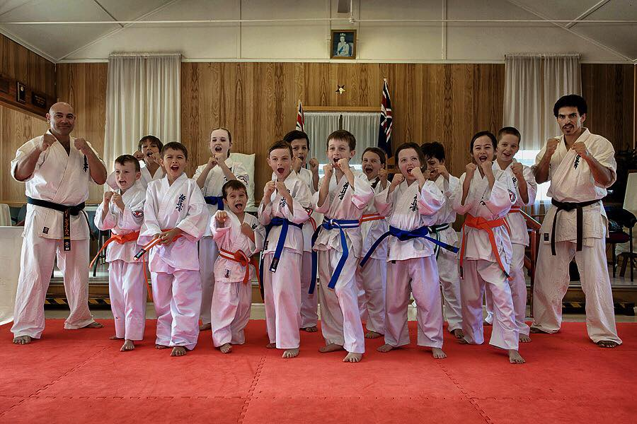 Brisbane Gradings – June 10, 2017