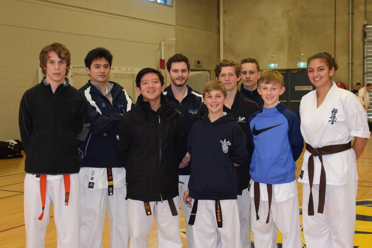 AKKA NSW Kyokushin State Championships – June 25,2017