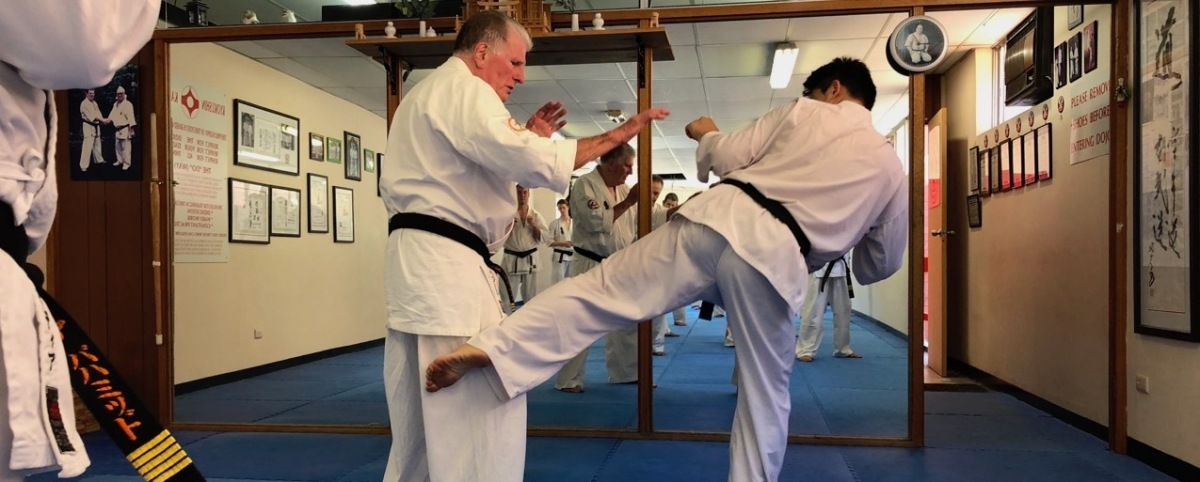 Black Belt Training – February 10-11, 2018