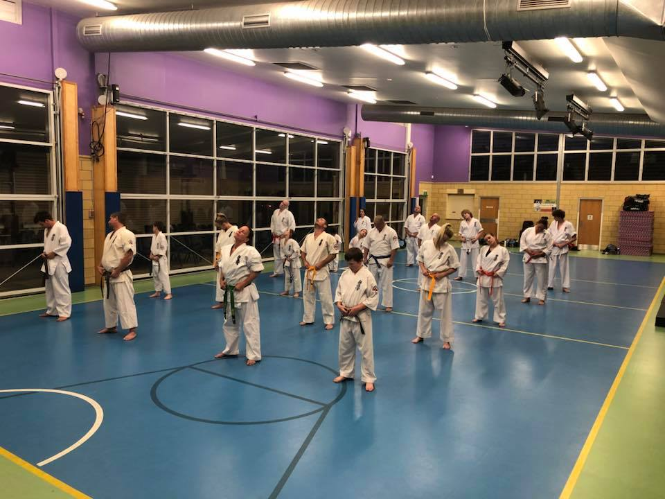 Ballina Dojo Relocation – August 20, 2018
