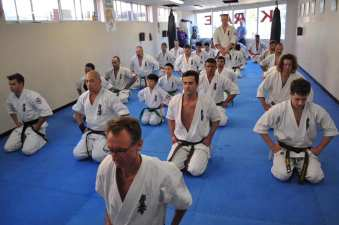 Class in Mokuso