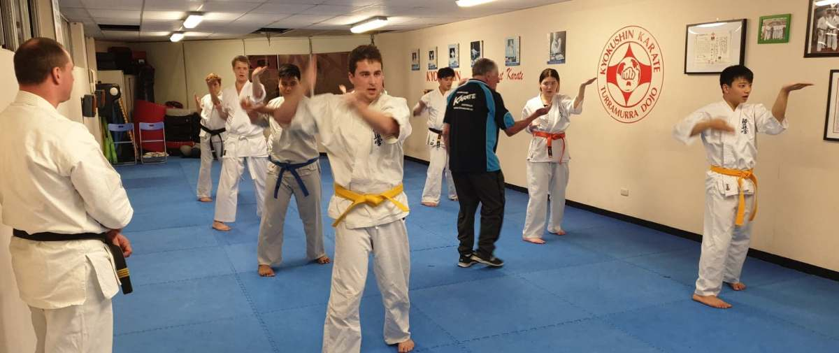 Turramurra Grading – September 23, 2020